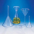 Separatory Funnel & Imhoff Cone