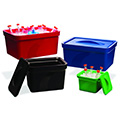 Insulated Lab Pans