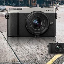 松下DC-GX9GK(FS12060) 复古微单相机