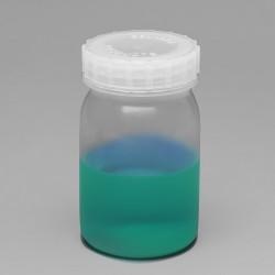 Bel-Art Wide-Mouth ¹/₂ L (1 pt) Polypropylene Mason Jars (Pack of 6)