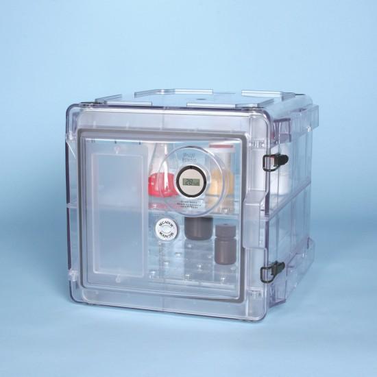 Bel-Art Secador Clear 2.0 Auto-Desiccator Cabinet; 230V, 1.2 cu. ft.