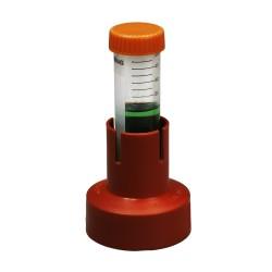 Bel-Art Flaskup Polypropylene Flask Holders; For 10ml Round Bottom Flasks (Pack of 3)