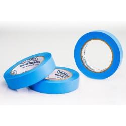 Bel-Art Write-On Blue Label Tape; 40yd Length, 1 in. Width, 3 in. Core (Pack of 3)
