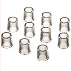 Bel-Art Sterile Cloning Cylinders; 7mm Top x 8mm Bottom O.D., Plastic (Pack of 50)