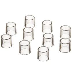 Bel-Art Sterile Cloning Cylinders; 12mm Top x 13mm Bottom O.D., Plastic (Pack of 50)