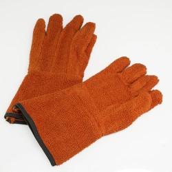 Bel-Art Clavies Heat Resistant Biohazard Autoclave/Oven Gloves; 5 in. Gauntlet