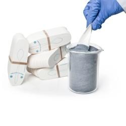 Bel-Art EcoTensil Disposable Paper Sampling Spoon; 10ml (Pack of 416)