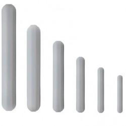Bel-Art Spinbar Polygon Magnetic Stirring Bar without Pivot Ring; 40 x 8 mm