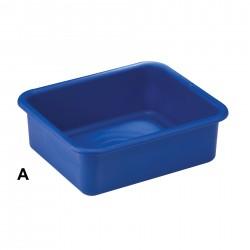 Bel-Art Multipurpose Polypropylene Tray; 12 x 9¾ x 4½ in.