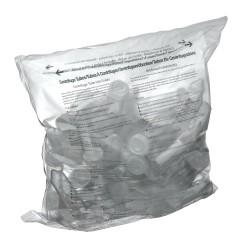 15 mL MetalFree® Centrifuge Tubes with Flat Caps, 50 per Bag, Sterile