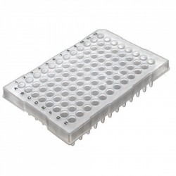 PurePlus® 0.2 mL 96 Well PCR Plates with Half Skirt for ABI® Thermocyclers
